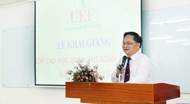 UEF tuyển sinh Thạc sỹ Quản trị kinh doanh, Tài chính ngân hàng năm 2015