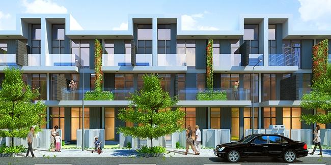 Chính thức giới thiệu dự án nhà phố Citibella Quận 2, 90% căn đặt chỗ thành công