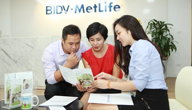 BIDV MetLife mở rộng kinh doanh đến 9 tỉnh thành trên cả nước