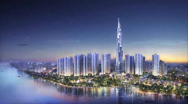 Thấy gì từ tòa tháp cao nhất Việt Nam?
