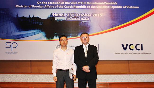 Tập đoàn Elmich - CH Séc đẩy mạnh đầu tư vào Việt Nam