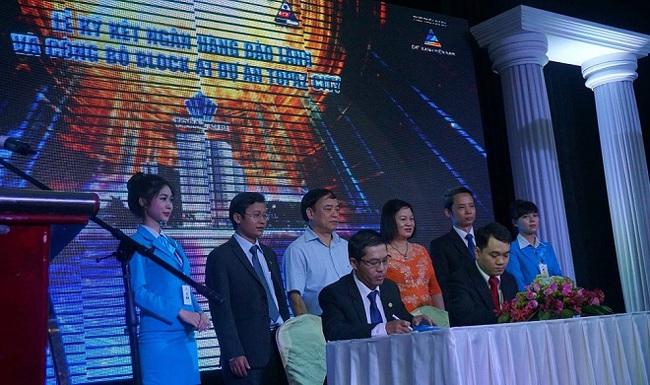 OCB ký kết bảo lãnh cho dự án Topaz City