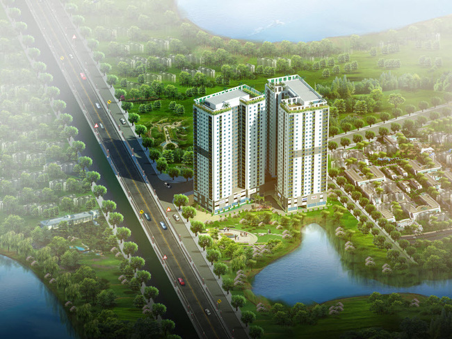 31/10: Khai trương căn hộ mẫu Hateco Hoàng Mai