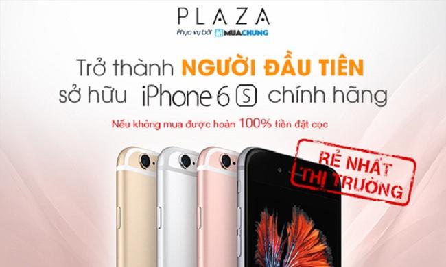 Cuộc đua Pre–order iPhone6s: Ai sẽ là người tiên phong?