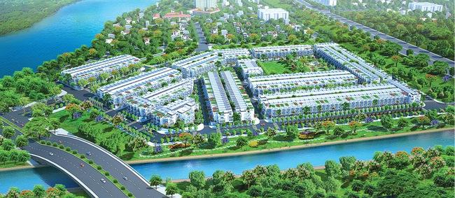 """Xu hướng """"săn"""" đất nền sinh thái nội đô Sài Gòn"""