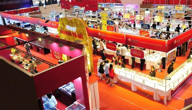 DOJI đạt doanh thu gần 50 tỷ đồng chỉ trong 5 ngày Hội chợ VIJF 2015