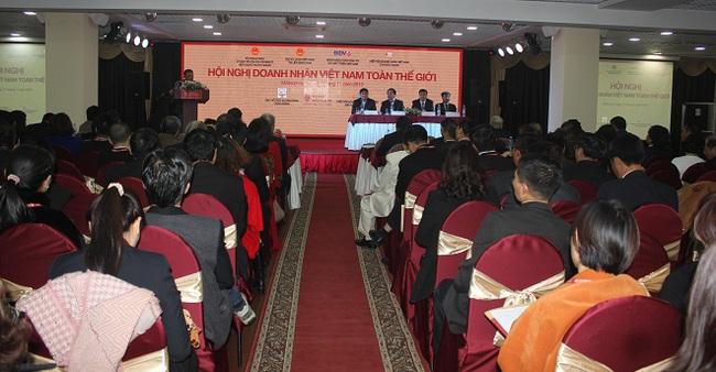 BIDV tổ chức Hội nghị Doanh nhân Việt Nam toàn thế giới