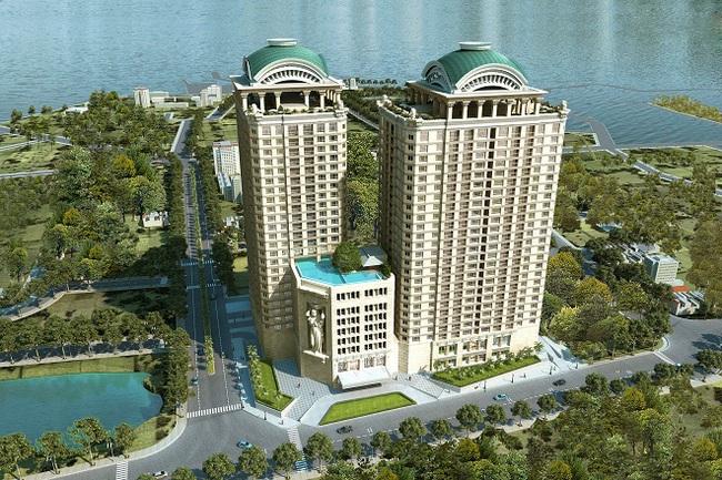 Tặng quà lên tới 3 tỷ đồng cho khách mua căn hộ D'. Le Roi Soleil – Quảng An