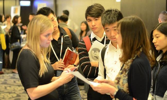 Dự triển lãm MBA kinh tế quốc tế, có cơ hội dành học bổng 1,7 triệu đô