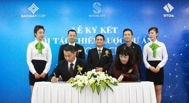 STDA Miền Trung phân phối độc quyền dự án Sentosa City (New Vison)