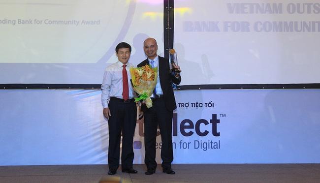 BAC A BANK giành giải Ngân hàng tiêu biểu tại Việt Nam 2015