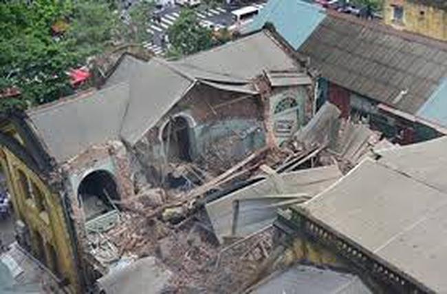 62 hộ dân trong vụ sập nhà cổ 107 Trần Hưng Đạo: Bơ phờ đội đơn đòi quyền lợi