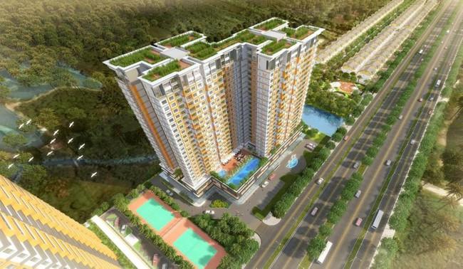 Dragon Hill Residence and Suites 2 – Không gian sống hiện đại tại Nam Sài Gòn
