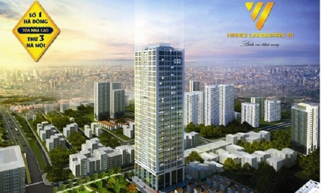 Mở bán chung cư cao nhất quận Hà Đông với giá từ 1,7 tỷ đồng/căn
