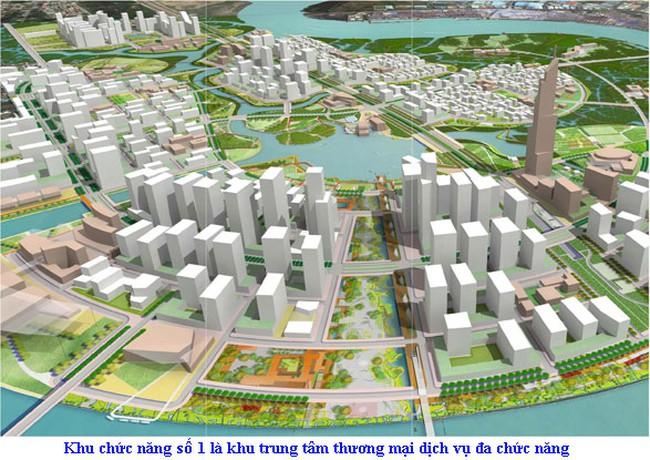 TPHCM: Khu phức hợp Sóng Việt hơn 7.000 tỷ đã chính thức có nhà đầu tư
