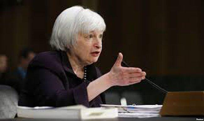 Mỹ điều chỉnh tăng GDP quý III, FED rộng đường tăng lãi suất