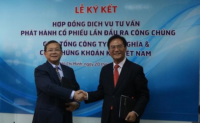 KIS chính thức ký hợp đồng Tư vấn phát hành cổ phiếu lần đầu ra công chúng với Tổng Công ty Tín Nghĩa
