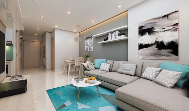 Sắp ra mắt căn hộ mẫu tại Xuan Mai Sparks Tower