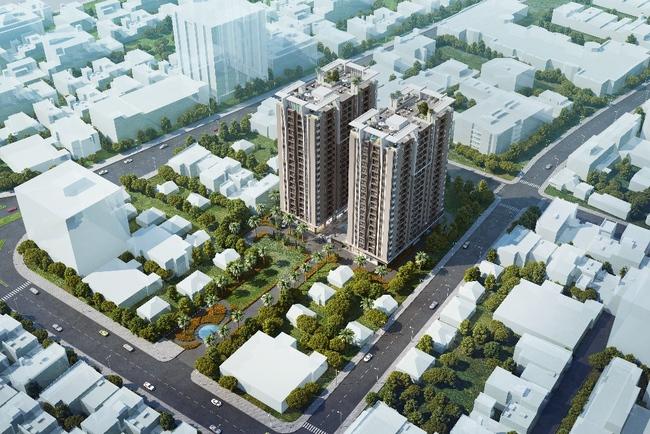 50 suất ưu đãi mua căn hộ cao cấp Luxcity