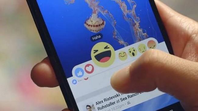 "Facebook không ""like"" nút dislike"