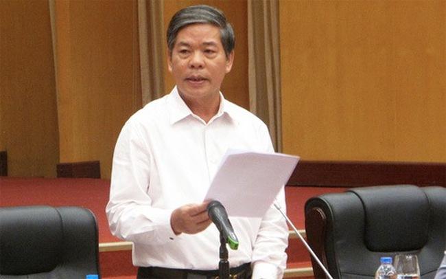 Quen và lạ trong báo cáo gửi Quốc hội của Bộ trưởng Tài nguyên