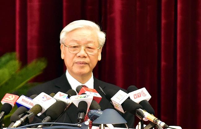 Bộ Chính trị đề xuất tiêu chuẩn 4 chức danh lãnh đạo chủ chốt