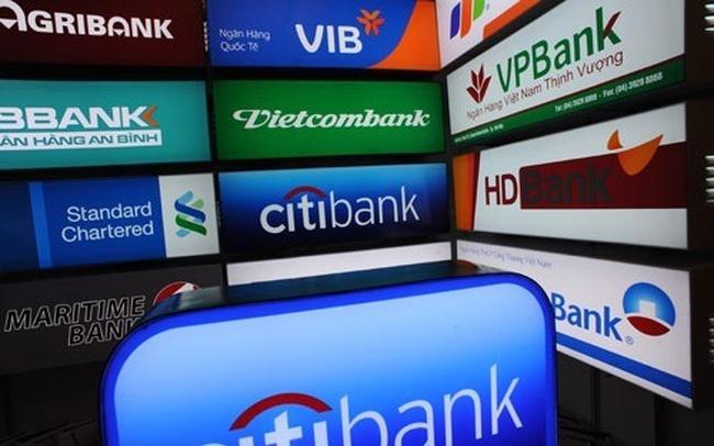 """Thị phần """"Big 4"""" ngân hàng tiếp tục áp đảo"""