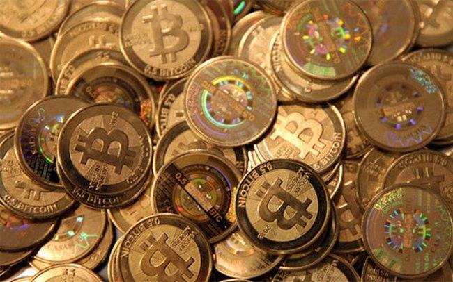Giá tiền ảo Bitcoin tăng đột biến