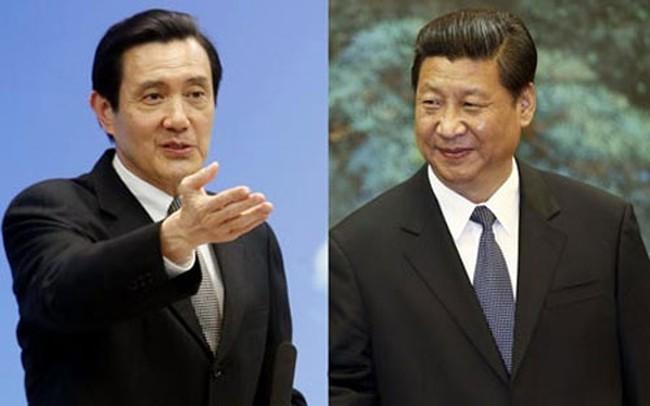 """Lãnh đạo Trung Quốc, Đài Loan """"cưa đôi"""" hóa đơn bữa tối ở Singapore"""