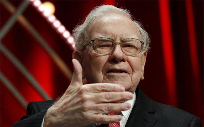 Tập đoàn của Warren Buffett đạt lợi nhuận kỷ lục