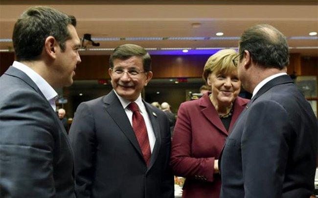 Thổ Nhĩ Kỳ hứa giúp châu Âu ngăn người di cư