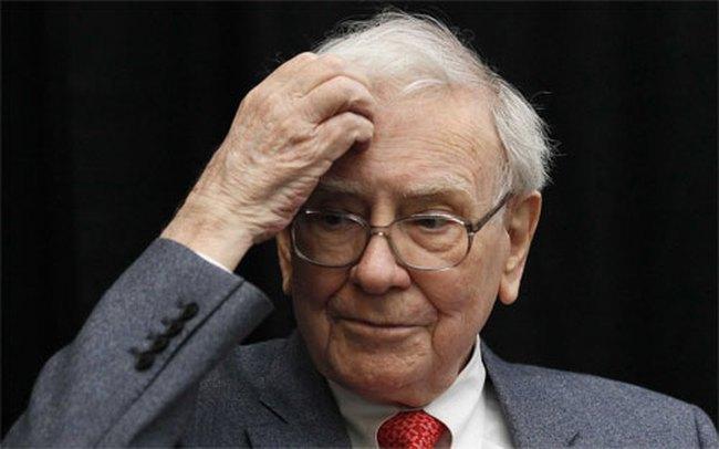 Warren Buffett mất thêm nửa tỷ USD vì cổ phiếu IBM