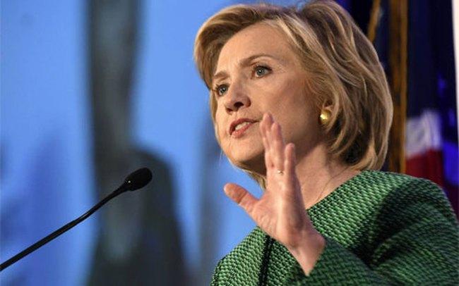 Đua vào Nhà Trắng: Bà Hillary Clinton bứt lên