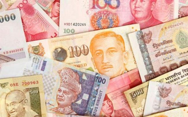 Các đồng tiền châu Á sẽ tiếp tục mất giá mạnh trong 2016?