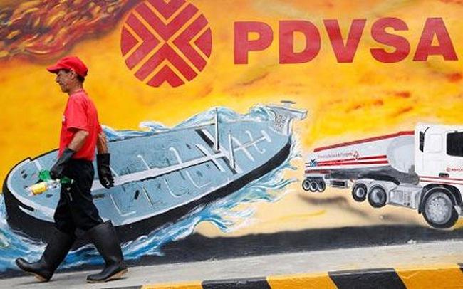 Giá dầu giảm sâu dồn Venezuela tới đường cùng