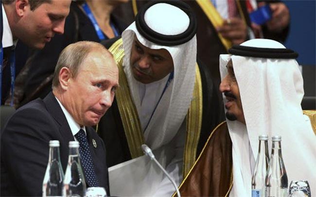 """Nga và Saudi Arabia đang """"cân đong"""" trong cuộc chiến giá dầu"""