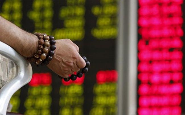 """Chứng khoán Trung Quốc: Khi """"cá lớn"""" tháo chạy"""