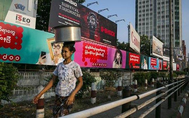 """Myanmar, """"ngôi sao"""" tăng trưởng ở châu Á"""