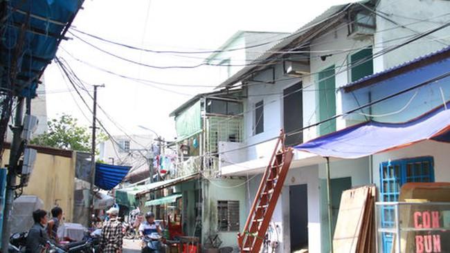 """Di dời khu """"ổ chuột"""" chợ Cồn ở Đà Nẵng: Dân ồ ạt bán nhà"""