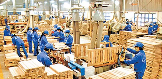 Doanh nghiệp gỗ còn đối diện nhiều thách thức trước hội nhập