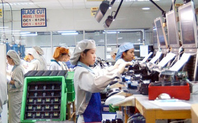 Khối FDI tại Việt Nam xuất siêu 570 triệu USD sau 2 tháng