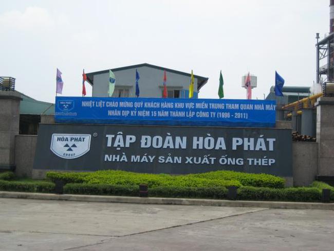 Quỹ  Forum One – VCG Partners đã bán 2 triệu cổ phiếu HPG của Hòa Phát
