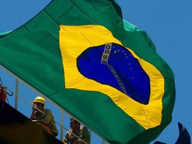 Brazil có thể sẽ ra khỏi danh sách 8 nền kinh tế lớn nhất thế giới