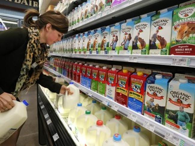 Ngành sữa Estonia có nguy cơ sụp đổ do mất thị trường Nga