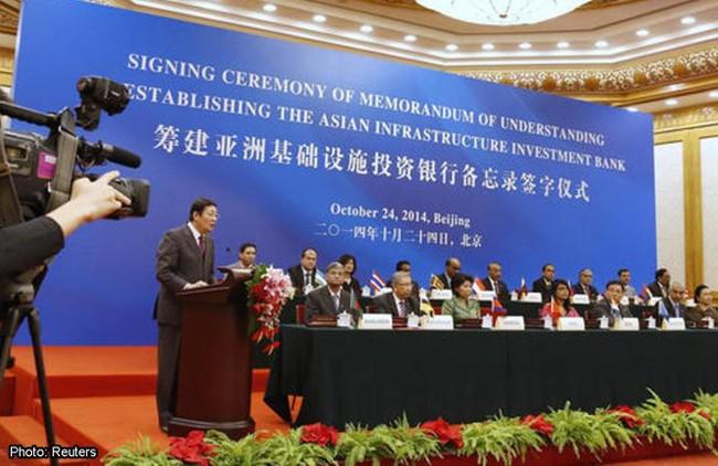 Nga sẽ là thành viên lớn thứ 3 trong AIIB