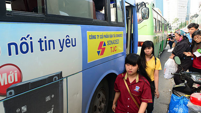 TP.HCM sẽ có vé xe buýt điện tử tiện lợi cho dân