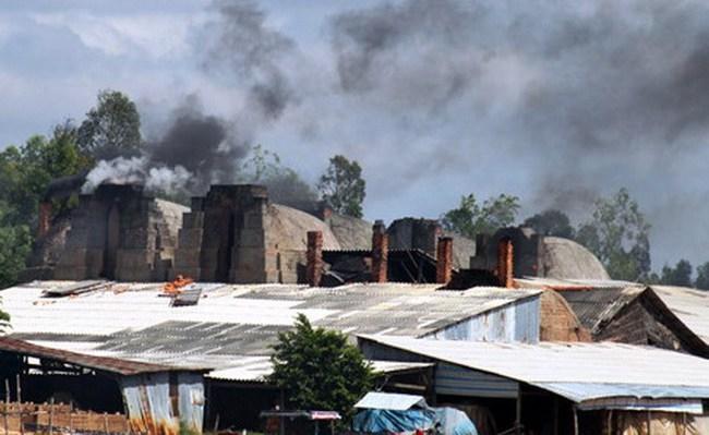 Hà Nội tập trung xử lý môi trường 50 làng nghề ô nhiễm nghiêm trọng
