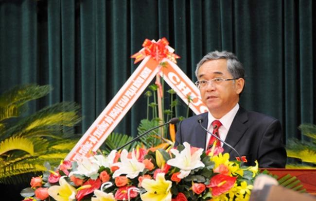 Ông Nguyễn Văn Hùng tái cử Bí thư Tỉnh ủy Kon Tum