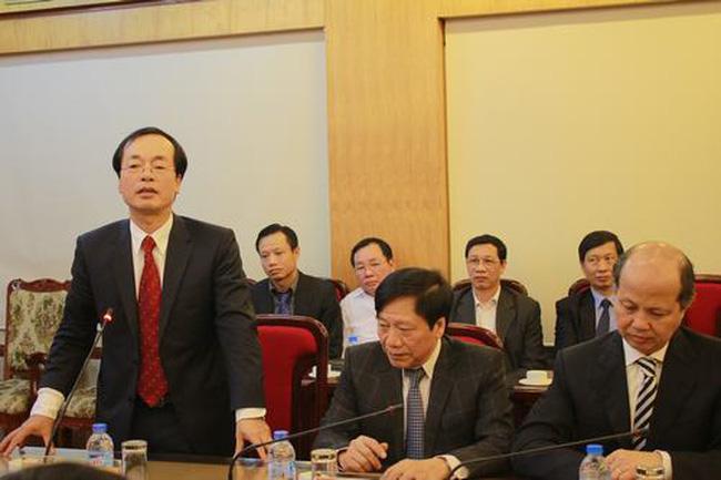 Bộ Xây dựng ra mắt tân Thứ trưởng Phạm Hồng Hà