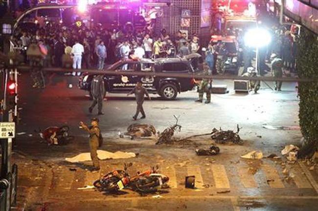 Chủ mưu vụ đánh bom Bangkok trốn sang Thổ Nhĩ Kỳ